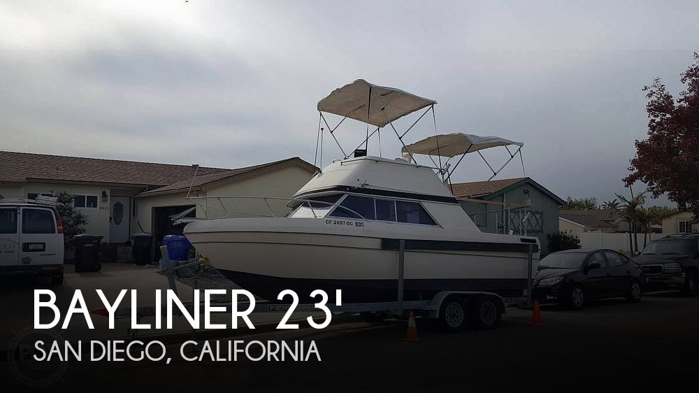 Used Motoryachts For Sale by owner | 1977 Bayliner 23 Nisqually