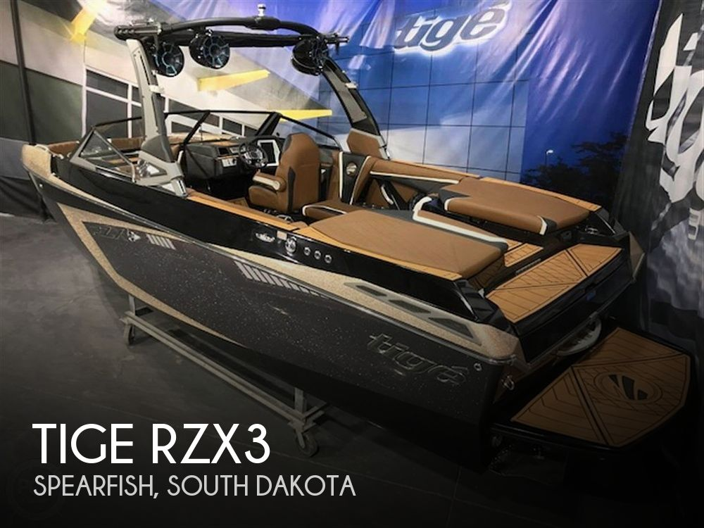Used Boats For Sale in South Dakota by owner | 2018 Tige Rzx3