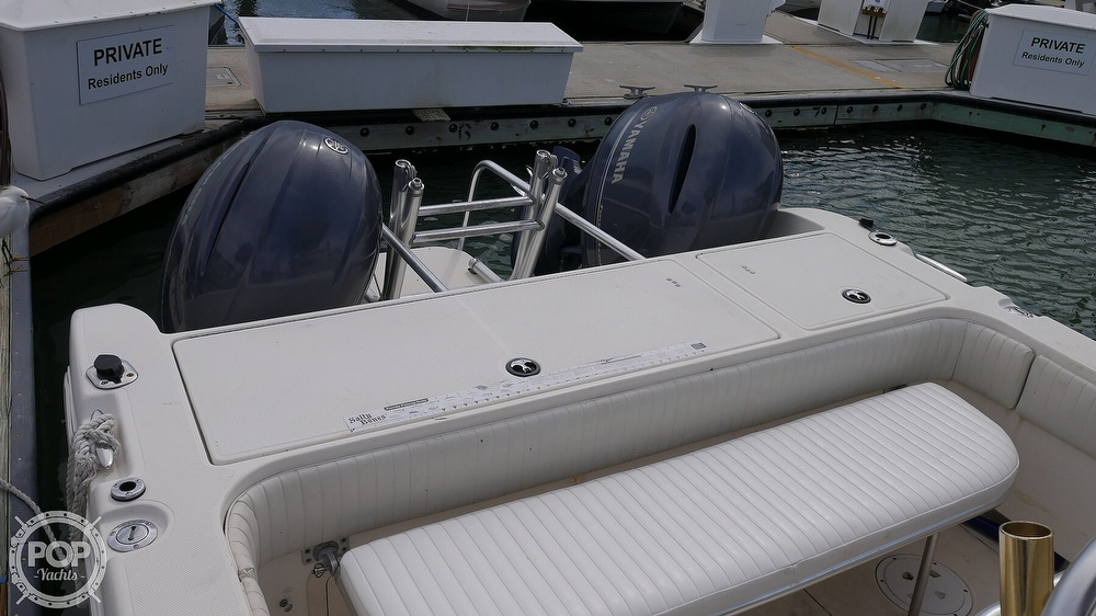 2001 World Cat boat for sale, model of the boat is 266CC & Image # 8 of 40