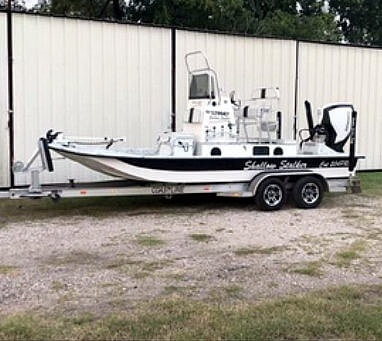 2018 Shallow Stalker boat for sale, model of the boat is Cat 204 Pro & Image # 2 of 40