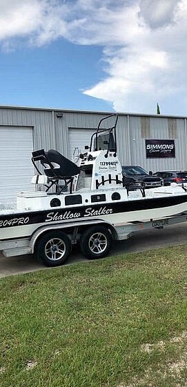 2018 Shallow Stalker boat for sale, model of the boat is Cat 204 Pro & Image # 8 of 40