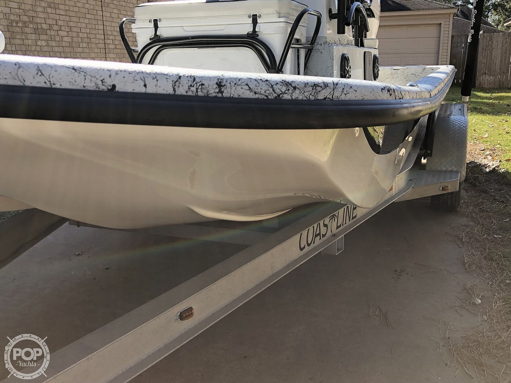 2018 Shallow Stalker boat for sale, model of the boat is Cat 204 Pro & Image # 17 of 40