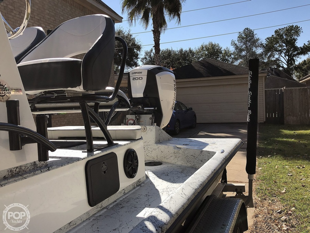 2018 Shallow Stalker boat for sale, model of the boat is Cat 204 Pro & Image # 25 of 40