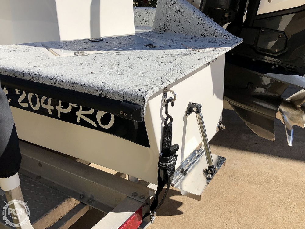 2018 Shallow Stalker boat for sale, model of the boat is Cat 204 Pro & Image # 31 of 40