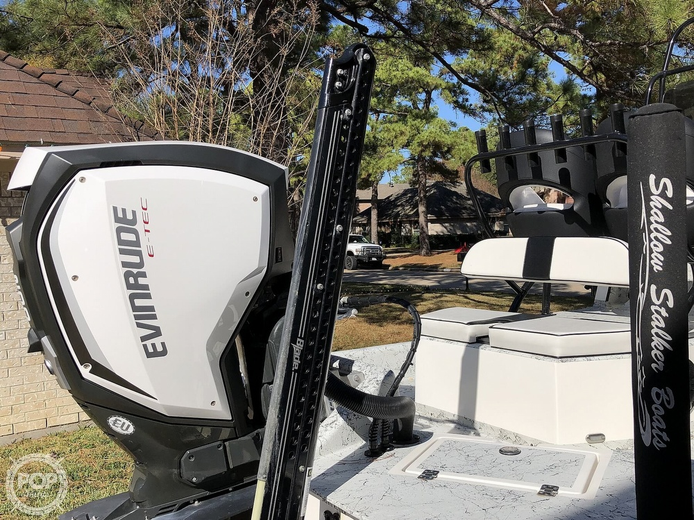 2018 Shallow Stalker boat for sale, model of the boat is Cat 204 Pro & Image # 37 of 40