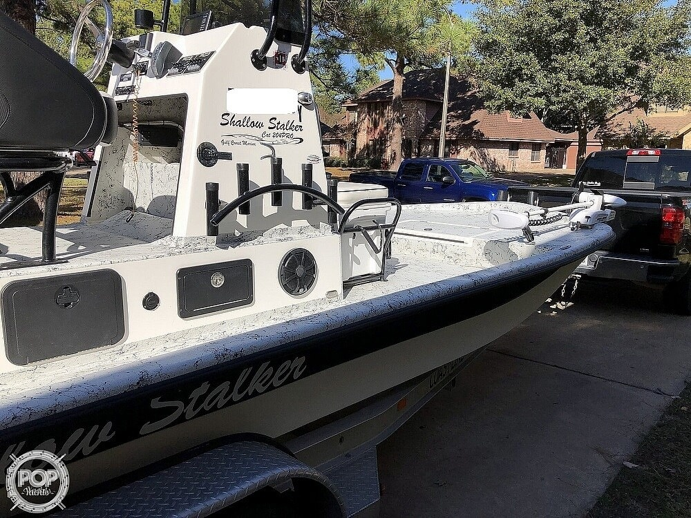 2018 Shallow Stalker boat for sale, model of the boat is Cat 204 Pro & Image # 4 of 40