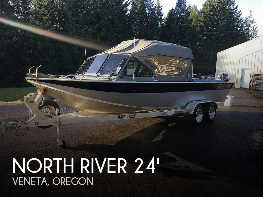 2005 North River boat for sale, model of the boat is Commander 24 & Image # 1 of 40