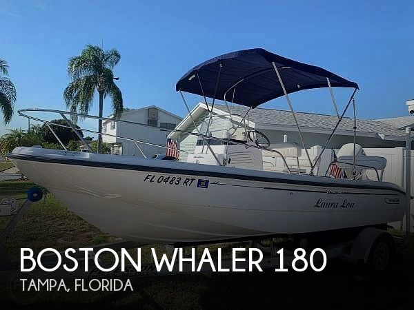 Used Boston Whaler 18 Boats For Sale by owner | 2000 Boston Whaler 180
