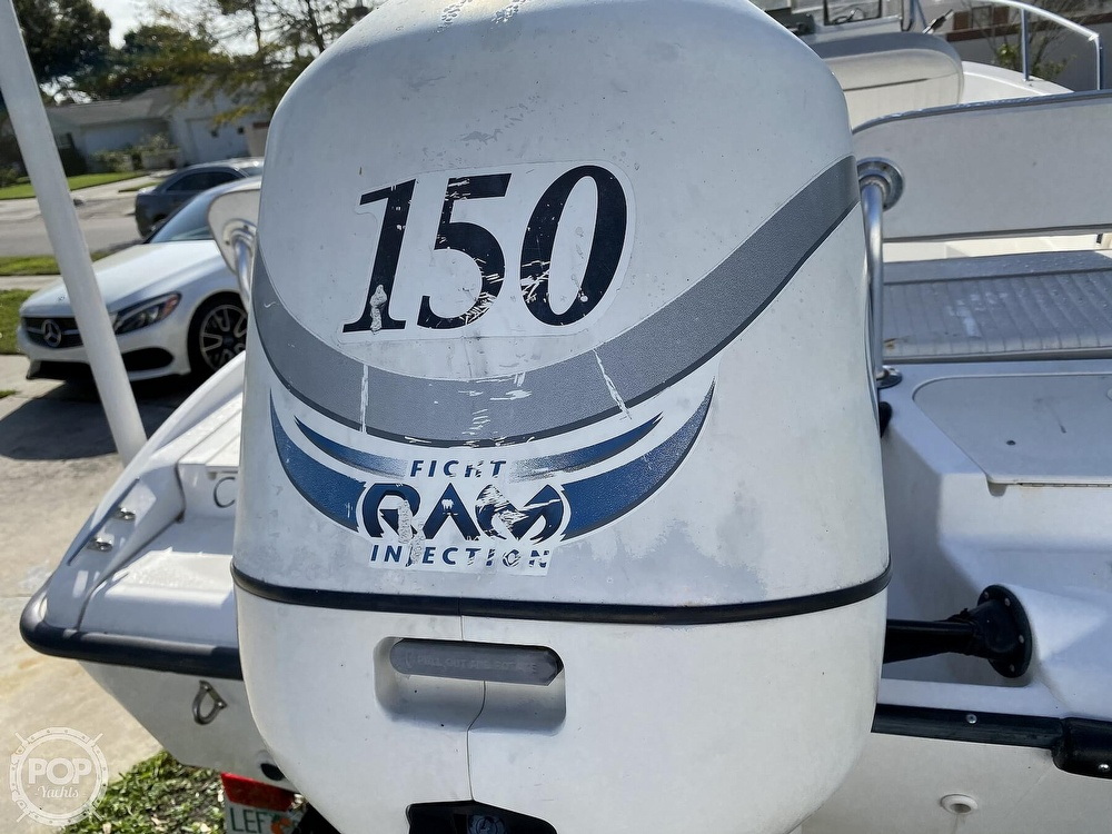 2000 Boston Whaler boat for sale, model of the boat is 18 Dauntless & Image # 7 of 40