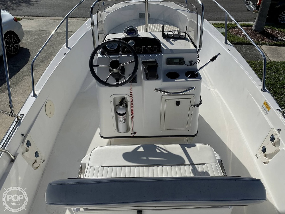 2000 Boston Whaler boat for sale, model of the boat is 18 Dauntless & Image # 9 of 40