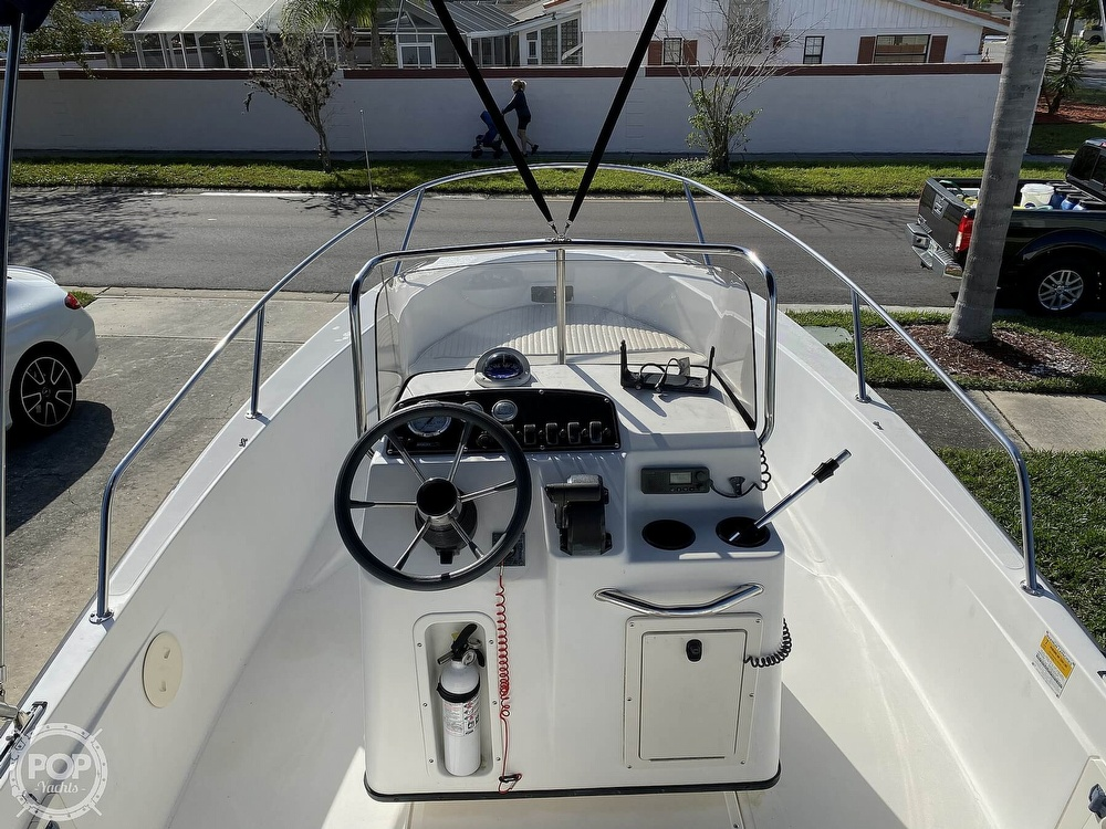 2000 Boston Whaler boat for sale, model of the boat is 18 Dauntless & Image # 10 of 40