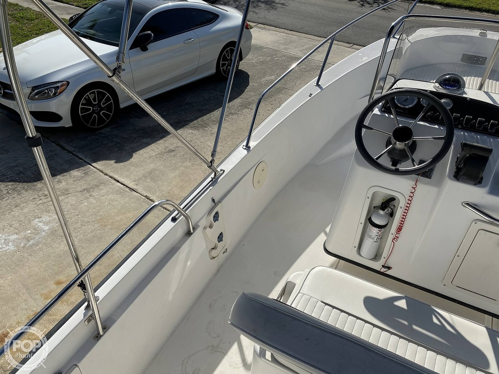 2000 Boston Whaler boat for sale, model of the boat is 18 Dauntless & Image # 14 of 40