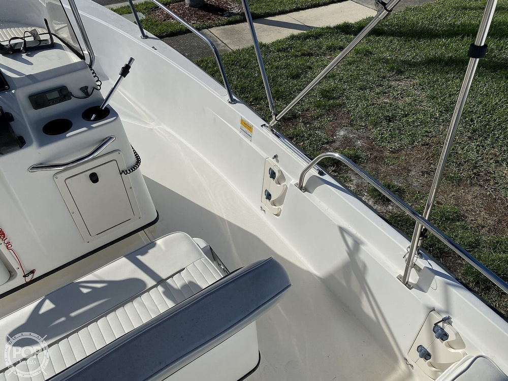 2000 Boston Whaler boat for sale, model of the boat is 18 Dauntless & Image # 15 of 40