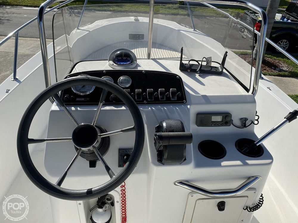 2000 Boston Whaler boat for sale, model of the boat is 18 Dauntless & Image # 16 of 40