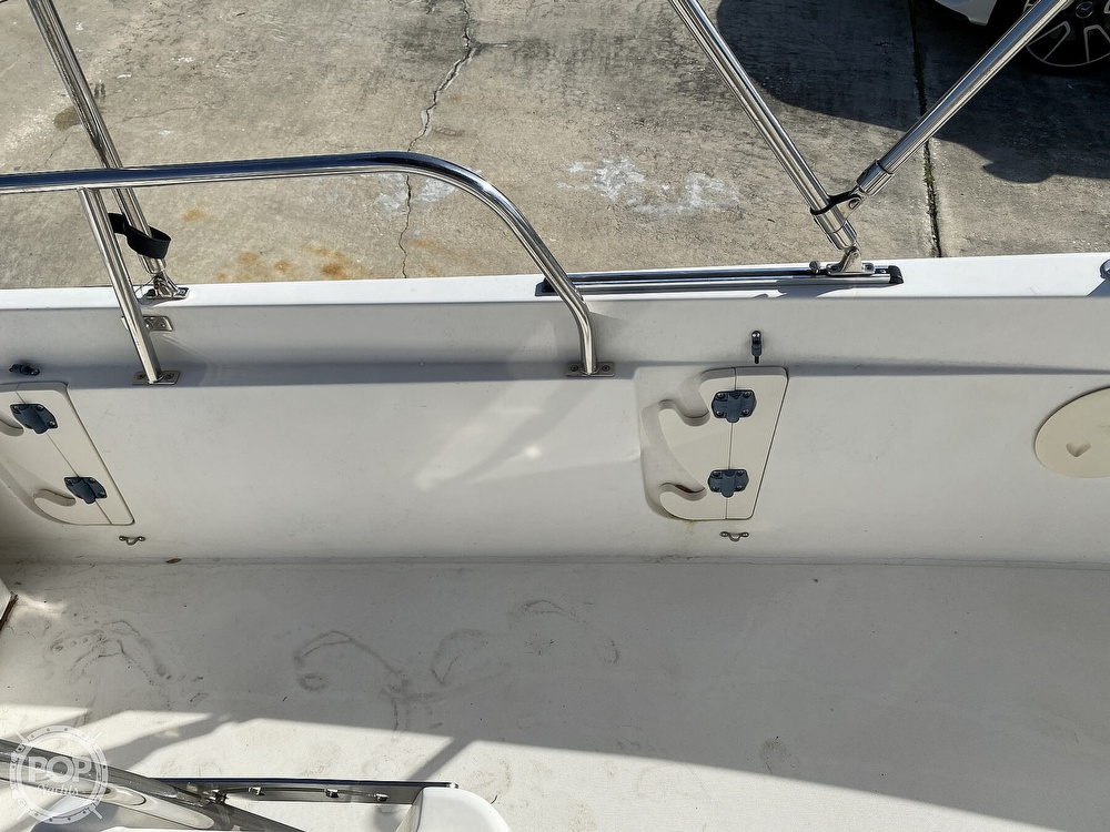 2000 Boston Whaler boat for sale, model of the boat is 18 Dauntless & Image # 40 of 40