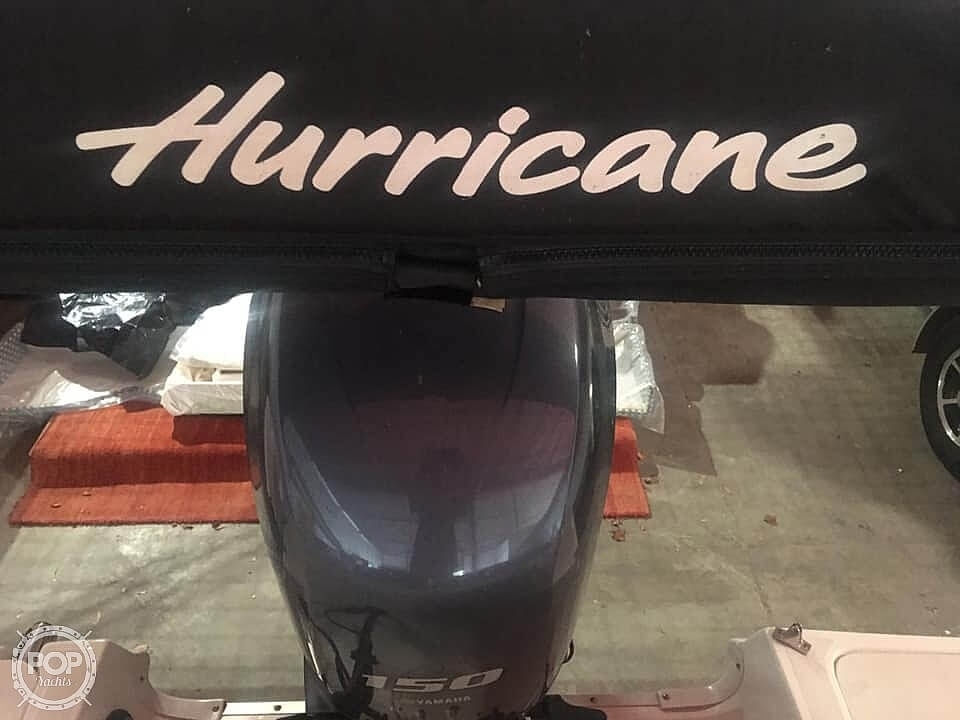 2015 Hurricane boat for sale, model of the boat is 201 Sun Deck Sport & Image # 5 of 41