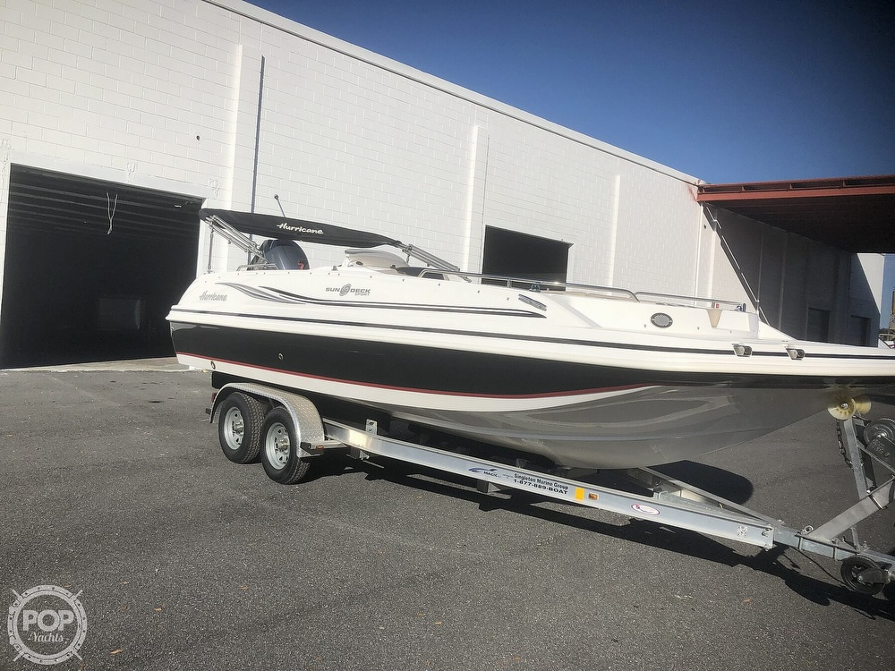 2015 Hurricane 201 Sun Deck Sport - #$LI_INDEX