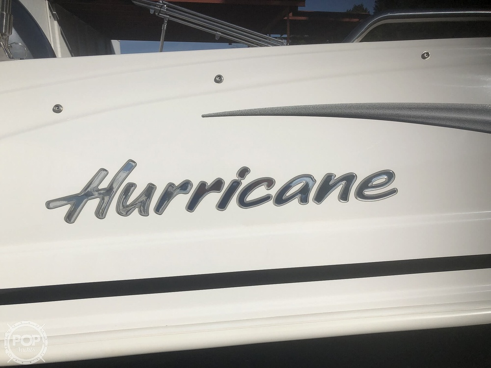 2015 Hurricane boat for sale, model of the boat is 201 Sun Deck Sport & Image # 13 of 41