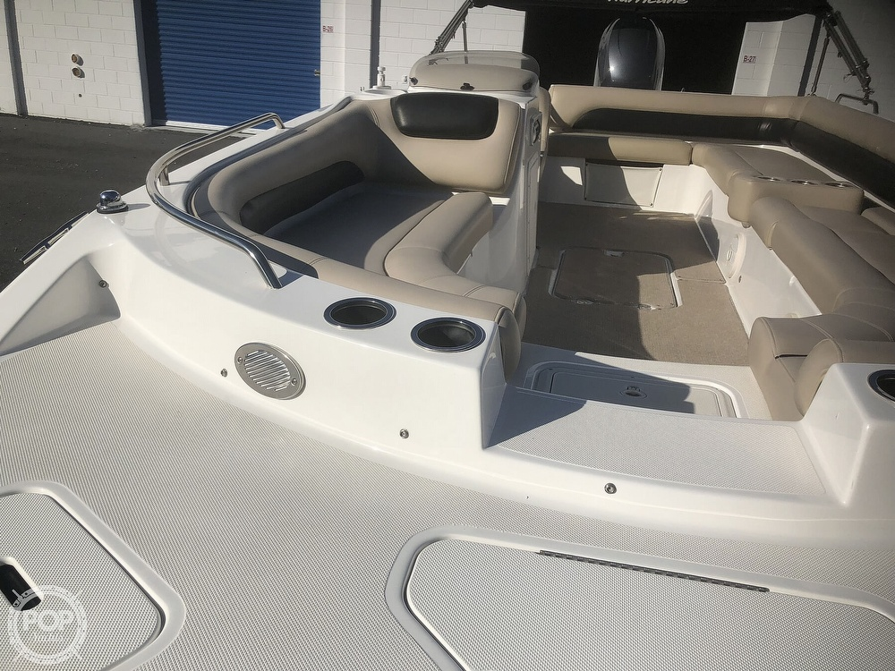2015 Hurricane boat for sale, model of the boat is 201 Sun Deck Sport & Image # 25 of 41
