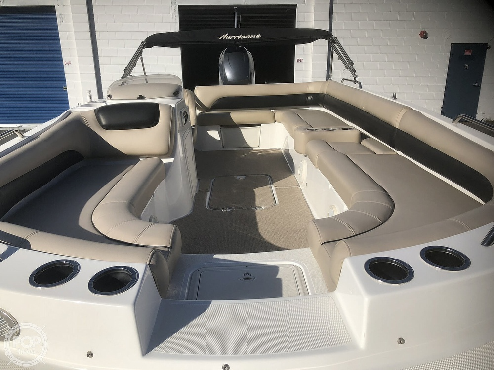2015 Hurricane boat for sale, model of the boat is 201 Sun Deck Sport & Image # 28 of 41