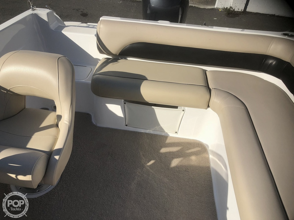 2015 Hurricane boat for sale, model of the boat is 201 Sun Deck Sport & Image # 37 of 41