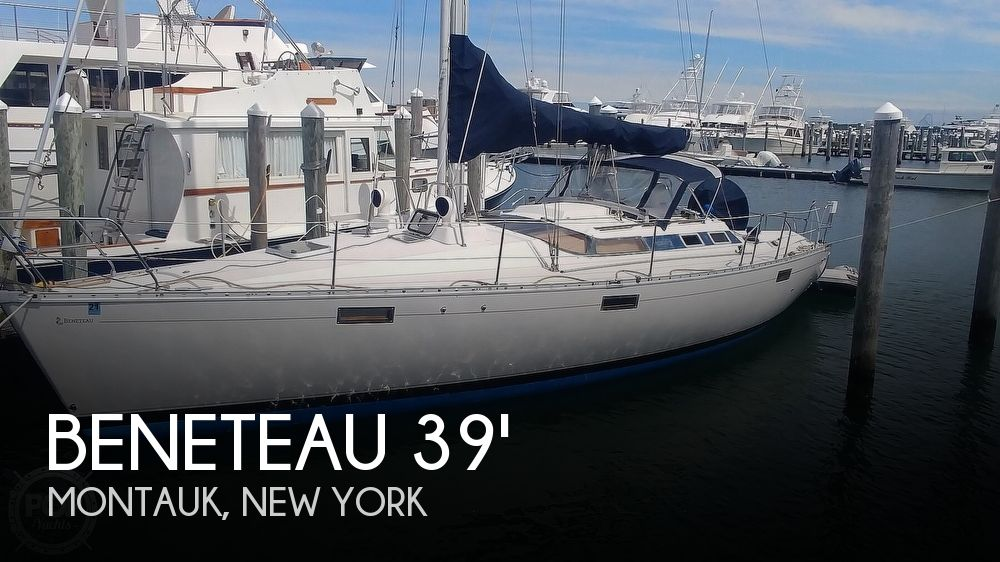 Used Boats For Sale in Providence, Rhode Island by owner | 1990 Beneteau 390 Oceanus