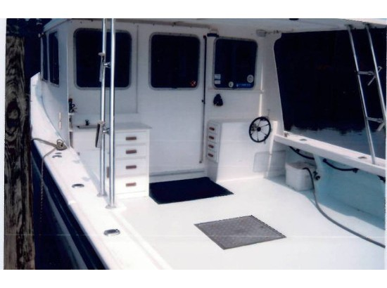 2004 Provincial boat for sale, model of the boat is 42 Extended Cabin & Image # 3 of 40