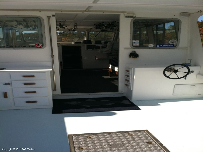 2004 Provincial boat for sale, model of the boat is 42 Extended Cabin & Image # 10 of 40