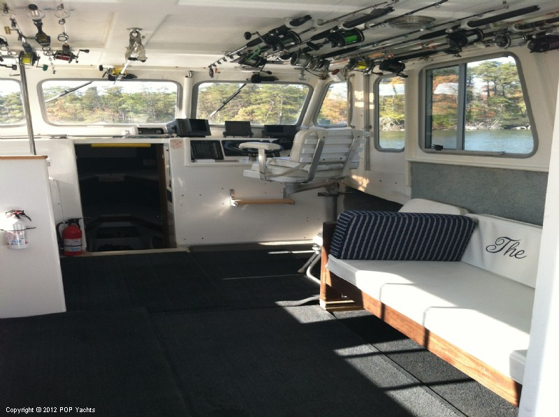 2004 Provincial boat for sale, model of the boat is 42 Extended Cabin & Image # 13 of 40