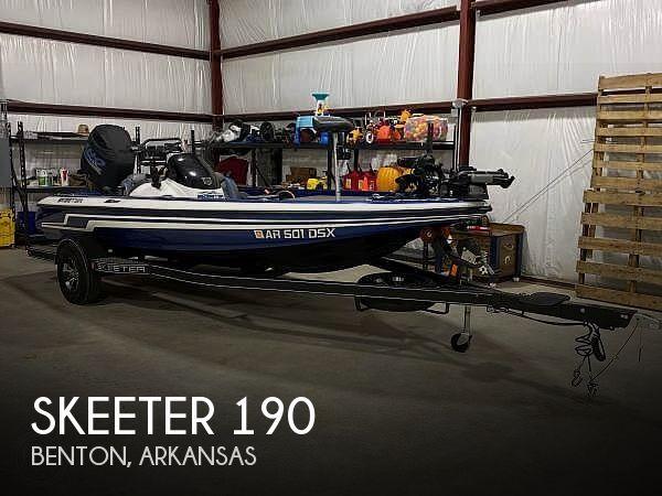 Used Power boats For Sale in Little Rock, Arkansas by owner | 2019 Skeeter 190