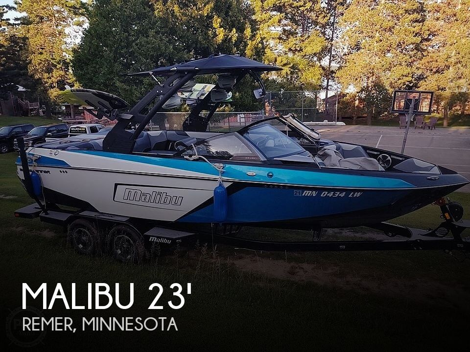 Used MALIBU Boats For Sale by owner | 2019 Malibu 23