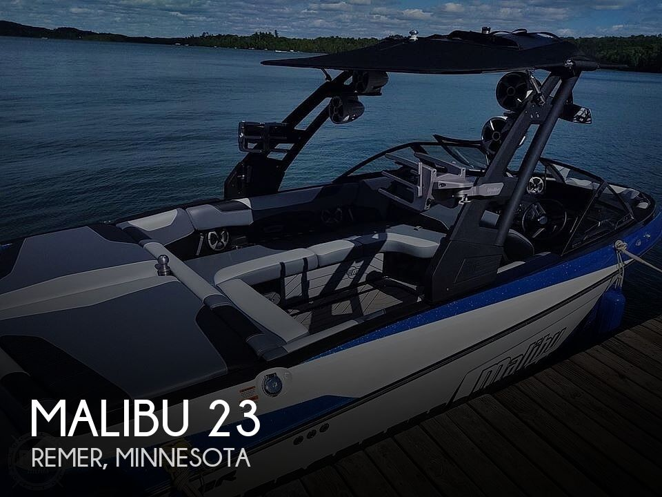 2019 MALIBU WAKESETTER 23 LSV for sale