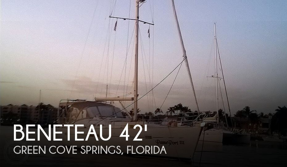 Used Beneteau Boats For Sale by owner | 2004 Beneteau 423 Oceanis