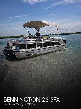Used Bennington Boats For Sale in Florida by owner | 2014 Bennington 24