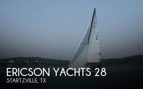 Used Ericson Boats For Sale by owner | 1981 Ericson Yachts 28
