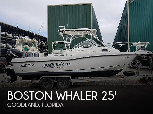Used Boston Whaler 235 Conquest Boats For Sale by owner | 2006 Boston Whaler 235 Conquest