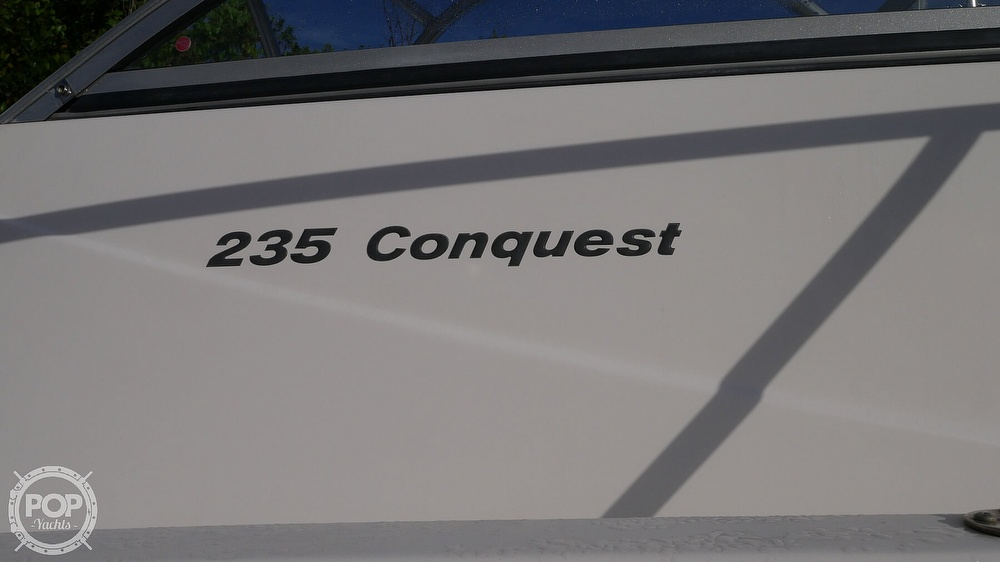 2006 Boston Whaler boat for sale, model of the boat is 235 Conquest & Image # 5 of 40