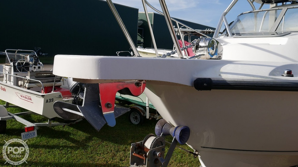 2006 Boston Whaler boat for sale, model of the boat is 235 Conquest & Image # 11 of 40