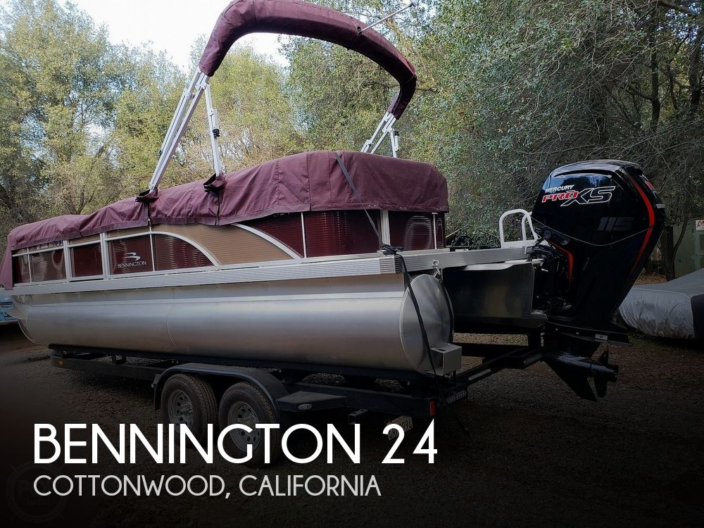 Used Bennington Boats For Sale by owner | 2017 Bennington 24