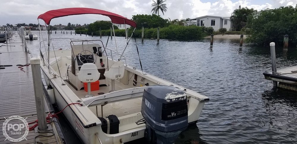 1989 Boston Whaler boat for sale, model of the boat is 22 Outrage & Image # 8 of 40