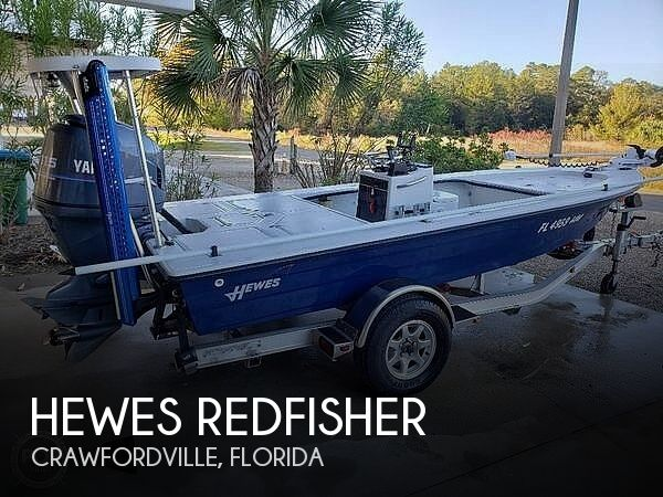 Used HEWES Boats For Sale by owner | 1993 18 foot Hewes Redfisher
