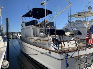 Grand Banks 42 classic trawler, 42, for sale