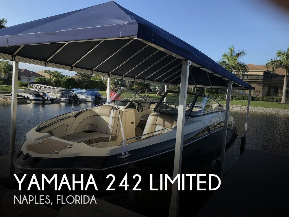 Used Yamaha Boats For Sale in Cape Coral, Florida by owner | 2014 Yamaha 242S
