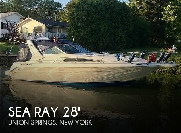 Used Sea Ray Boats For Sale in Binghamton, New York by owner | 1989 Sea Ray 280 Sundancer