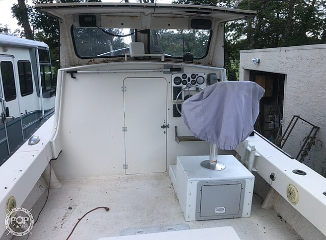 1984 Kencraft boat for sale, model of the boat is 25 & Image # 14 of 34