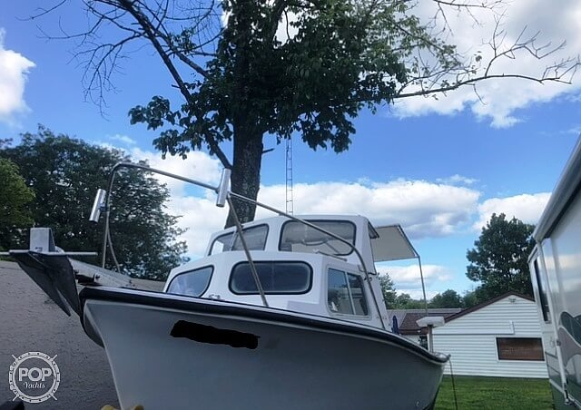 1984 Kencraft boat for sale, model of the boat is 25 & Image # 6 of 34