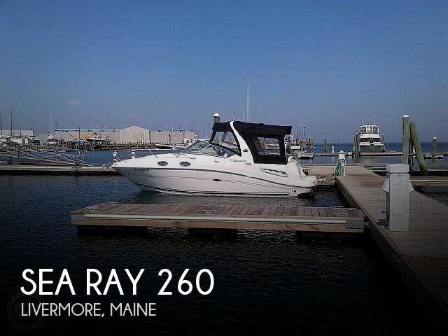 Used Sea Ray 26 Sundancer Boats For Sale by owner | 2005 Sea Ray 26 Sundancer