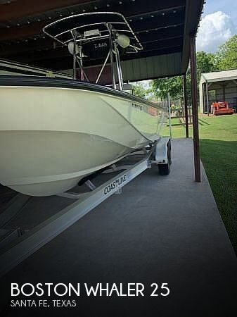 Used Boston Whaler Boats For Sale in Texas by owner | 1983 Boston Whaler 25