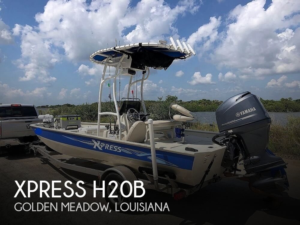 2012 Xpress boat for sale, model of the boat is H20B & Image # 1 of 23