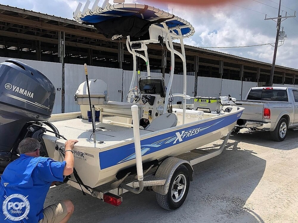 2012 Xpress boat for sale, model of the boat is H20B & Image # 3 of 23